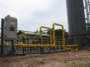 thermal oxidizer cost