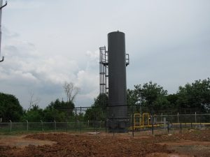 thermal oxidizer design