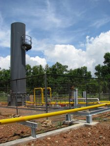 thermal oxidizer price